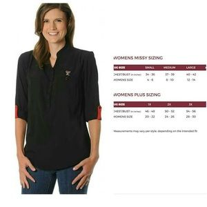 07742195d UG Apparel · Texas Tech Collegiate licensed ladies top NWT. $27 $55